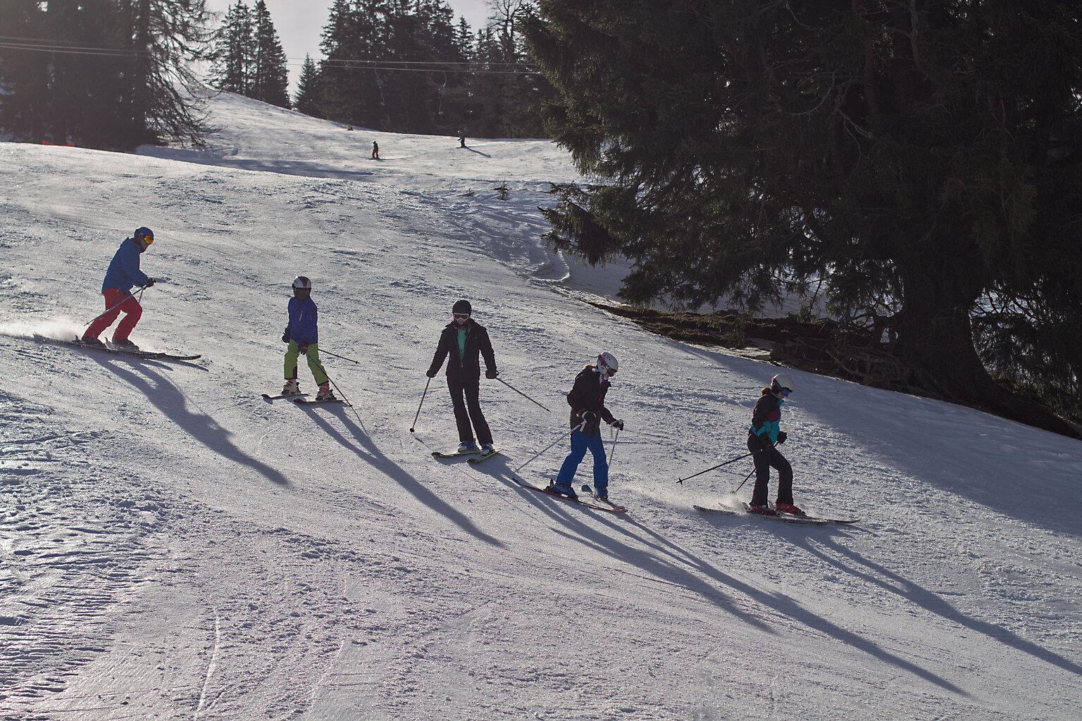 Ski-Claub Lavey - Camp OJ 2021